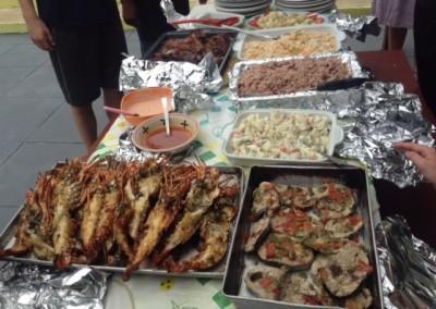 Jamaican Feast